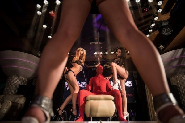 ♤BOSS♤ — проститутка из Украины, от 3000 руб. в час